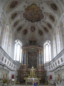 Eglise baroque Dilingden